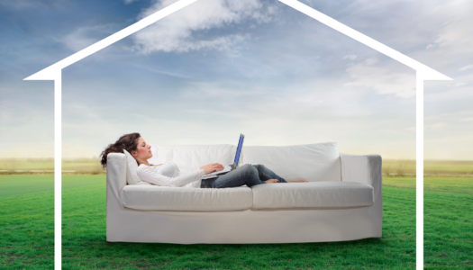 To Increase Productivity, Let Employees Work From Home