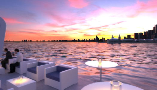 New Floating Island on Lake Michigan Will Take Chicago by Storm