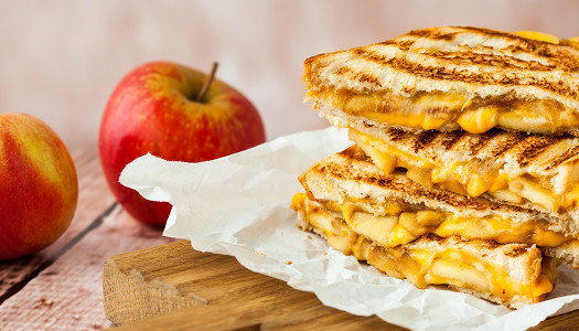 How to Make the Perfect Grilled Cheese (And Write a Food Blog)