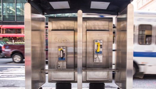 Design Challenge Brings Wi-Fi and More to a Payphone Near You | Steven Aitkenhead