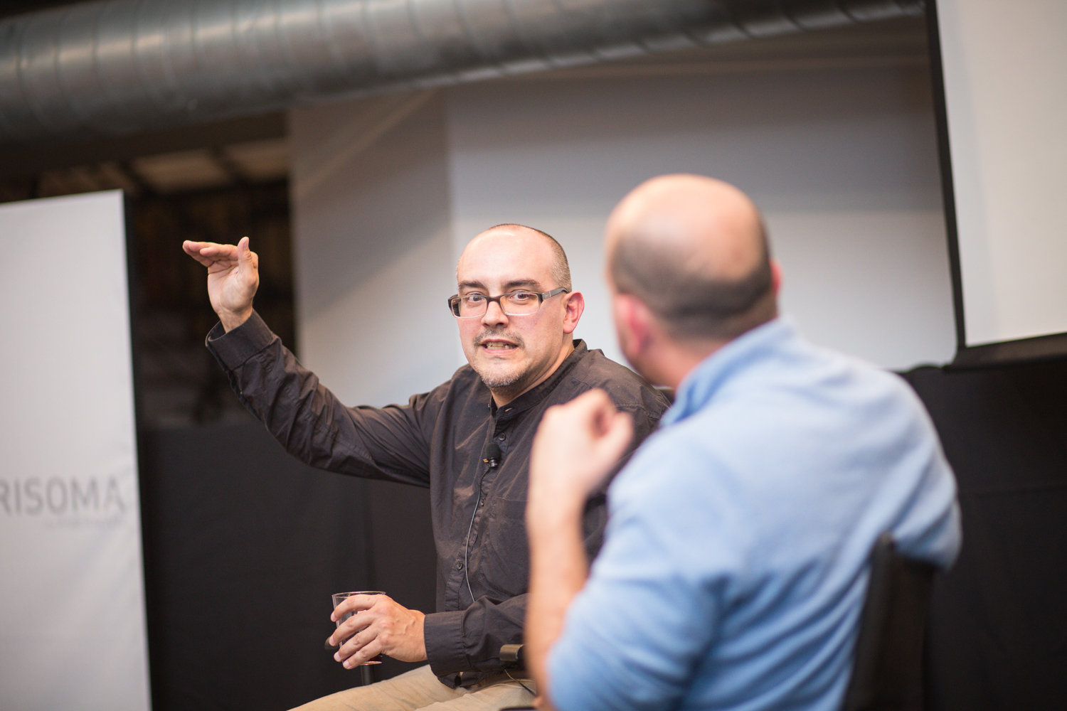 500 Startups Founder Dave McClure Discusses Entrepreneurship with Beri Meric, IVY CEO