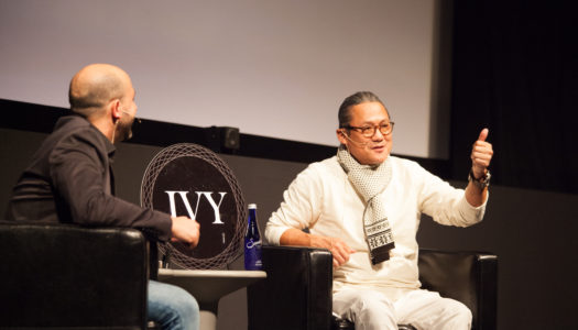 Iron Chef Morimoto on How to Create a Recipe for Entrepreneurial Success
