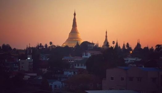 One Day in Myanmar