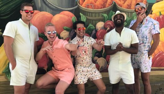 The Story Behind RompHim's Explosive Entrance into Men's Fashion