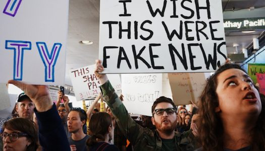 Fake News in 2017: Getting by with a Little Help from the News Literacy Project