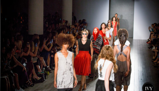 Female Empowerment and Sustainability at NY Fashion Week: IVY Hosts Runway Show with Livari