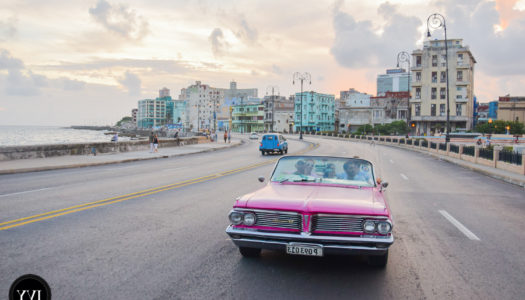 See a Nation Suspended in Time: Travel to Cuba with IVY