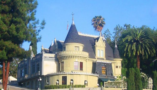 "An Evening with IVY at The Magic Castle, ""the Most Unusual Private Club in the World"""