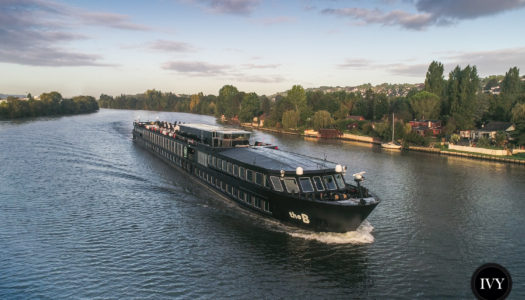 Special Preview: IVY Media's Cruise Down the Seine with U by Uniworld