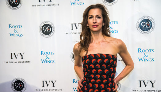 Alysia Reiner on Female Empowerment