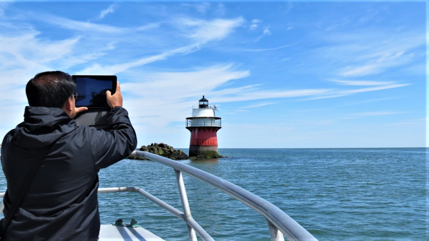 Plymouth Harbor Lighthouse Cruise