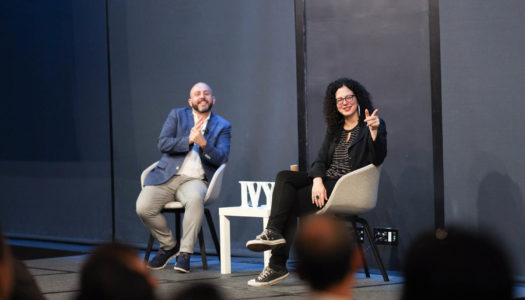 Why We Are What We Watch with Emily Nussbaum   IVY TV Live Stream